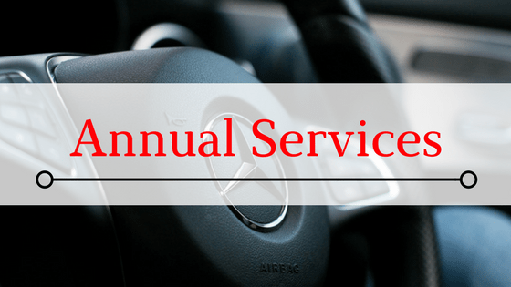 Annual Car Services