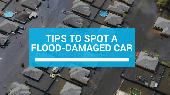 Tips to Spot a Flood-Damaged Car