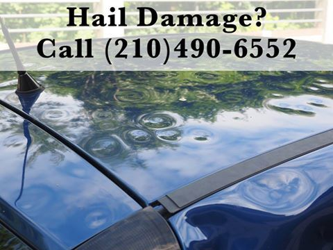 A Guide to Hail Damage Repair