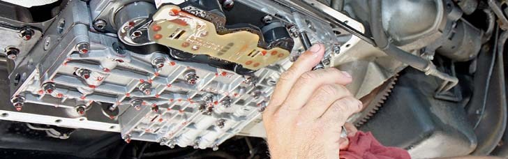 Transmission Repair Services at Eurasian Auto Repair